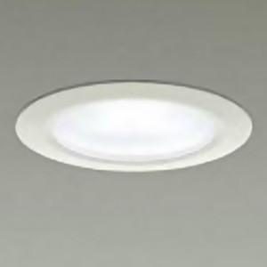 DAIKO ベースダウンライト 棚下用 電源別置型 COBタイプ 埋込穴φ65 配光角60° 白熱灯40W相当 電球色 2700K 白 LZD-92484LW|dendenichiba