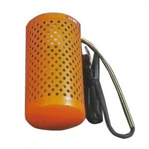 アサヒ ペットヒーター 60W サイズ100×200mm 2Mコード・プラグ付 オレンジ ペットヒーター60W|dendenichiba