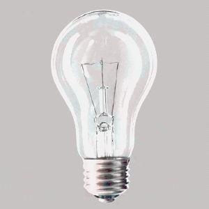 アサヒ クリヤー電球 100V 40W E26口金 LC100V40W55|dendenichiba