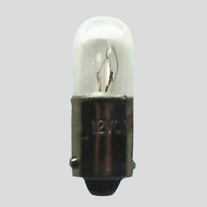 アサヒ パイロットランプ T10 24V0.11A 全光束:12.6lm 口金:S-9-1 クリヤー T10 S-9-1 24V-0.11A|dendenichiba