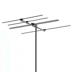 日本アンテナ FMアンテナ 水平受信用 小型軽量タイプ 4素子 強電界地区向け FM補完放送対応 AF-4 dendenichiba