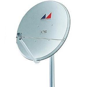 日本アンテナ CSアンテナ 75cm型 コンバーターユニット無し CS-S753K dendenichiba