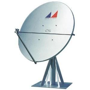 日本アンテナ CSアンテナ 120cm型 コンバーターユニット無し CS-S120K dendenichiba