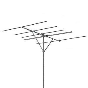 日本アンテナ FMアンテナ 水平受信用 5素子 中電界地区向け FM補完放送対応 AF5W dendenichiba