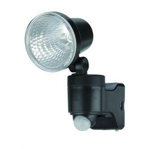 ヤザワ 屋外用 乾電池式センサーライト 1W高輝度白色LED球×1灯 SL1LED|dendenichiba