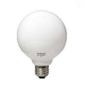 ヤザワ ボール電球 100V 100W形 E26口金 直径95mm ホワイト GW100V90W95|dendenichiba
