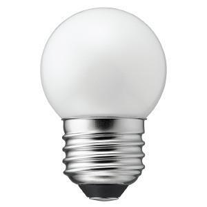 ヤザワ LED電球 G40ボール形 ホワイトタイプ 25W形相当 電球色 口金E26 LDG2LG40WH dendenichiba