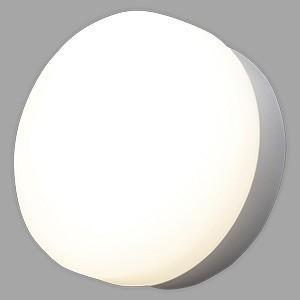 アイリスオーヤマ LEDポーチ・浴室灯 円型 白熱灯60形相...