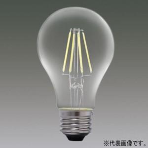 アイリスオーヤマ LEDフィラメント電球 クリアタイプ 一般電球60形相当 昼白色 E26口金 調光器対応 LDA7N-G/D-FC|dendenichiba