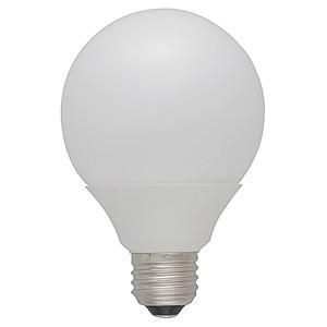 オーム電機(OHM) ケース販売 50個セット 電球形蛍光灯 エコデンキュウ G形 ボール電球60W形相当 昼光色 E26口金 EFG15ED/12_50set|dendenichiba