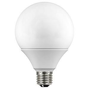 オーム電機(OHM) 電球形蛍光灯 エコデンキュウ G形 ボール電球100W形相当 電球色 E26口金 EFG25EL/20N|dendenichiba