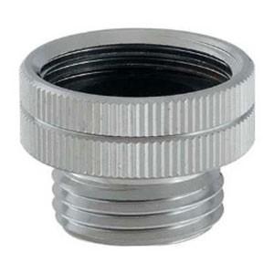 カクダイ シャワーホース用アダプター TOTO樹脂製シャワーエルボ付属混合栓接続用 取付ネジG1/2...