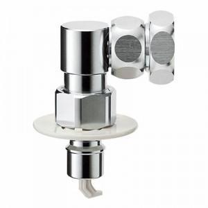 三栄水栓製作所 洗濯機用ニップル 自動ストップ機能付 PY1230-40TVX