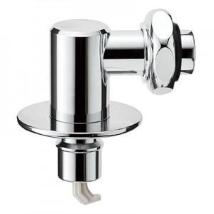 三栄水栓製作所 洗濯機用L型ニップル 曲げ角度:90° 自動ストップ機能付 PY124-41TVX-16