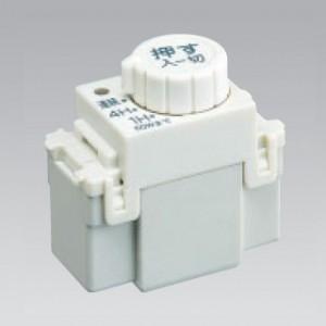 東芝 浴室換気扇タイマースイッチ ニューホワイト WIDE i DG1761H(WW)|dendenichiba