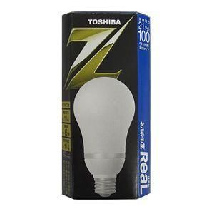 東芝 10個セット 電球形蛍光灯 A形 100Wタイプ 3波長形昼光色 E26口金 ネオボールZ EFA25ED21R_set dendenichiba