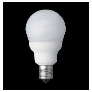 生産完了品 東芝 電球形蛍光灯 A形 ミニクリプトン電球40Wタイプ 3波長形昼白色 E17口金 ネオボールZ リアル EFA10EN8E17S dendenichiba