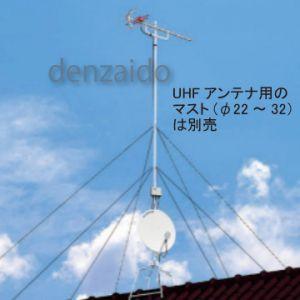 マスプロ アンテナ両用ルーフベース 屋根馬 U...の関連商品5