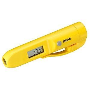 【仕様】●メーカー:カスタム ●型番:IR10 ●商品名:ペン型放射温度計 ●非接触表面温度測定 ●...