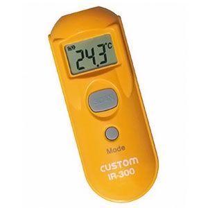 【仕様】 ●非接触表面温度測定 ●ホールド機能付 ●MAX(最大値)/MIN(最小値)メモリ機能 ●...