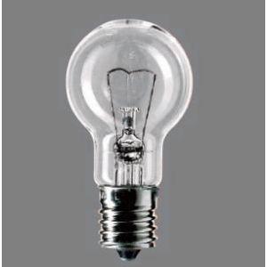 パナソニック ケース販売 5個セット ミニクリプトン電球 110V 40W形 クリア E17口金 LDS110V36WCK_set|dendenichiba