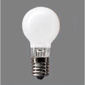 パナソニック ミニクリプトン電球 60W形 ホワイト 口金E17 LDS100V54WWK|dendenichiba