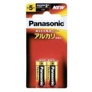 【仕様】●メーカー:パナソニック ●型番:LR1XJ2B ●商品名:アルカリ乾電池単5形2本パック ...