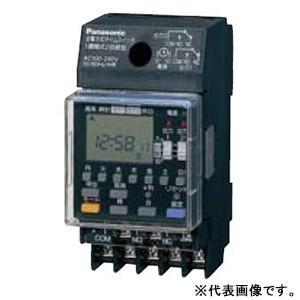 【仕様】●TB262シリーズ ●形状:盤組込用(JIS協約型・2P) ●動作周期:週間式 ●1回路型...
