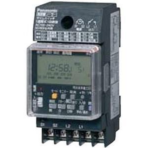 【仕様】●TB282シリーズ ●形状:盤組込用(JIS協約型・2P) ●動作周期:週間式 ●1回路型...
