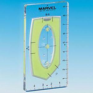 マーベル 電工カードレベル スイッチボックスのケガキ作業に最適 MBL-100C|dendenichiba