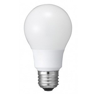 期間限定特価 電材堂 LED電球 一般電球形60W相当 全方向タイプ 電球色 E26口金 密閉型器具...
