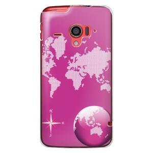 ・いつでもどこでも世界を持ち歩けるdocomo AQUOS PHONE ZETA SH-06E カバ...