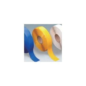 LP230-2 ラインプロ(黄色) 幅75mm×長さ30m 岩田製作所(IKS) ラインテープ|dendokiki