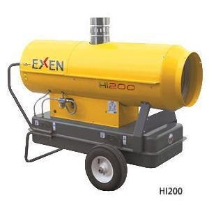 エクセン HI200 インダイレクトヒーター|dendouki2