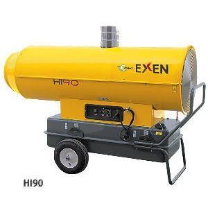 エクセン HI90 インダイレクトヒーター|dendouki2