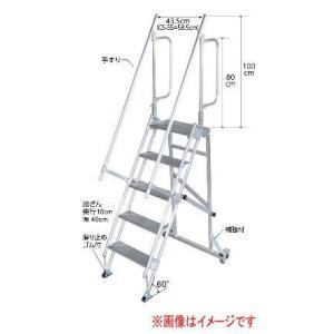 長谷川工業 CS-40-5-135 キャリスター 作業台 dendouki2