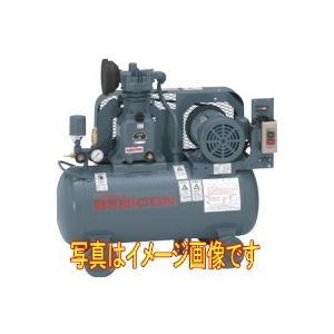 日立産機システム 0.75P-9.5VSD5 単相100V 給油式ベビコン ベビコン 圧力開閉式 50Hz用|dendouki2