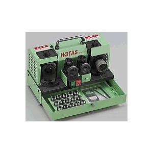 ホータス (HOTAS) DG-1SF 卓上型ドリル研磨機 円錐型研磨・3段カットハイス用|dendouki2