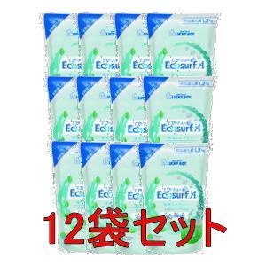 旭化成 ラッキーボーイ エコサーフ 詰替用袋 1.2kg 12袋セット|dendouki2