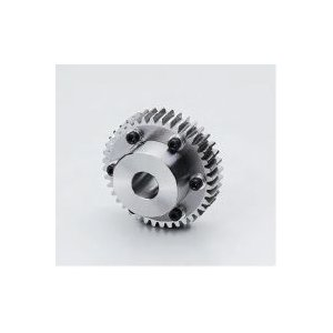 協育歯車工業 コントロールバックラッシギヤ ASG1.5S50B-1520|dendouki2
