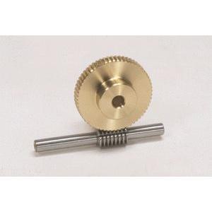 KHK 小原歯車工業 AG0.8-50R1 ウォームホイール|dendouki2