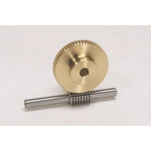 KHK 小原歯車工業 AG0.8-60R1 ウォームホイール|dendouki2