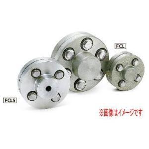 NBK 鍋屋バイテック フランジ形たわみ軸継手 FCL100|dendouki2