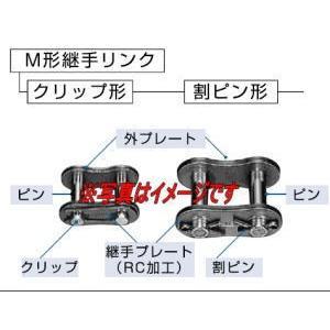 椿本チエイン RSローラチェーン用 ジョイントリンク RS25-1-JL dendouki2