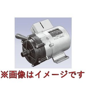 三相電機(SANSO) PMD-521B6D マグネットポンプ 単相100V 温水用 ホースタイプ dendouki2