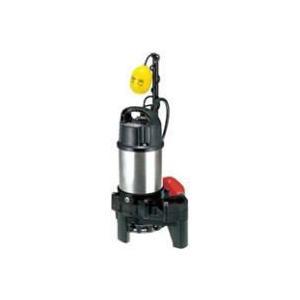 ツルミポンプ (鶴見製作所) 32PNA2.15S 水中ハイスピンポンプ 雑排水用 自動形 0.15kw 単相100V 60Hz|dendouki2