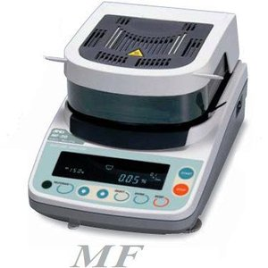 A&D (エー・アンド・デイ) 加熱乾燥式水分計 MF-50|dendouki