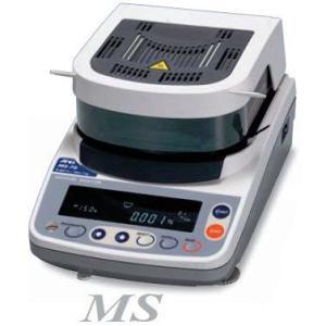 A&D (エー・アンド・デイ) 加熱乾燥式水分計 MS-70|dendouki
