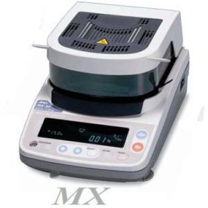 A&D (エー・アンド・デイ) 加熱乾燥式水分計 MX-50|dendouki