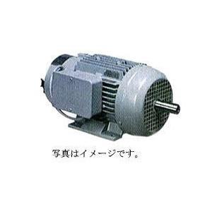 日立産機システム TFO-LK 1.5KW 4P 200V HBAブレーキ付 三相モータ ザ・モートルNeo100 Premium (全閉外扇型 脚取付)|dendouki
